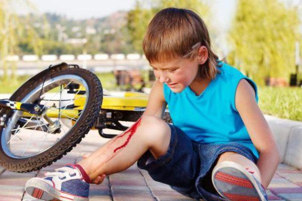 Велосипед без травм!